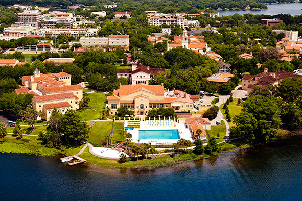 rollins-college-campus-lake-virginia-overhead